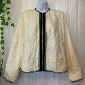 Pamela Dennis Private clients group wool jacket